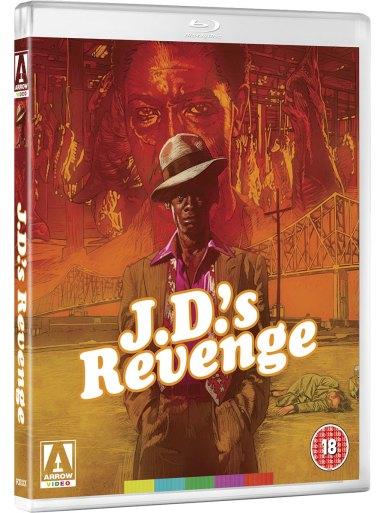 JDs revenge