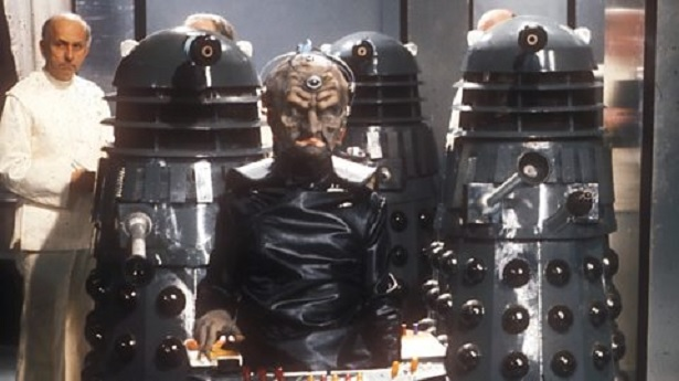 Genesis of the Daleks review section image