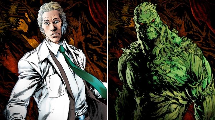 Alec Holland/Swamp Thing