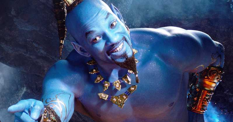 Aladdin Trailer: New Disney's 'Aladdin' Trailer Offers First Look At Will