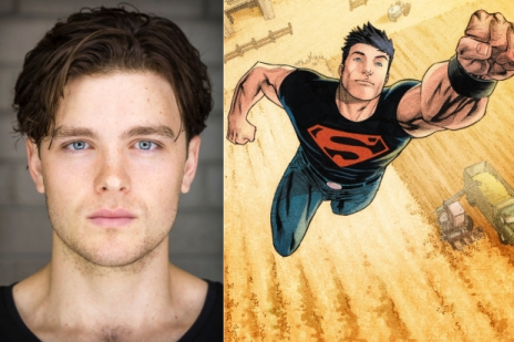 Joshua Orpin Superboy