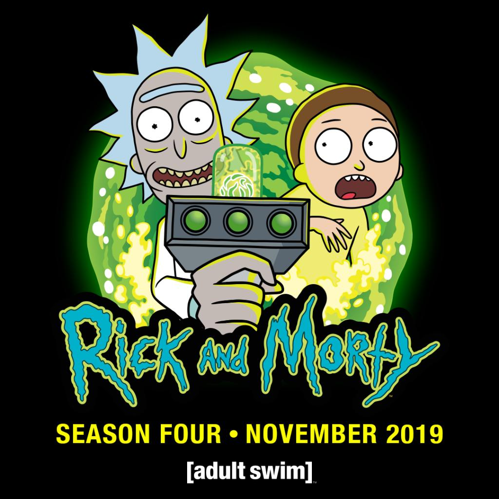 'Rick And Morty' Season 4 Air Date Announced!